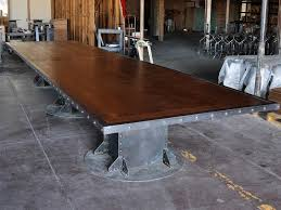 Vintage Conference Table I Beam Conference Table Vintage Industrial Furniture Industrial