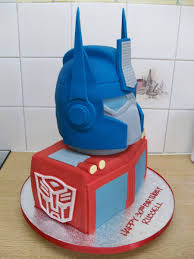 optimus prime cakes optimus prime cake cakes to make cake