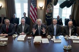 The Cabinet In Government Meet The Billionaires Who Run Trump U0027s Government