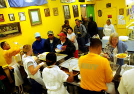 fort lauderdale ordinance the deteriorating rights of the volunteers at a soup kitchen serve food to homeless persons