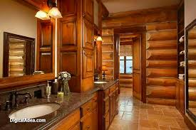 cabin bathroom designs traditional log home design ideas log cabin master bathroom design