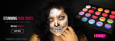 airbrush makeup for halloween silly farm supplies inc face painting body painting airbrush
