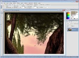 adding a matte u2013 paintshop pro virtual transmission