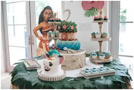custom cakes ellie s moana birthday cake smash cake miami custom cakes