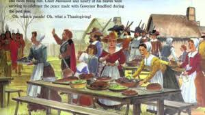 the pilgrims first thanksgiving by ann mcgovern oh what a thanksgiving youtube
