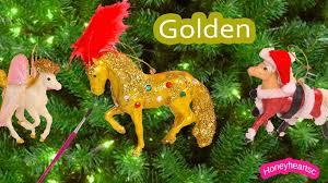 breyer stablemates golden stallion