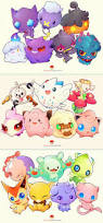 best 25 ghost type pokemon ideas on pinterest best eevee