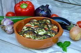 basilic cuisine tian de légumes du soleil au basilic la p tite cuisine de pauline