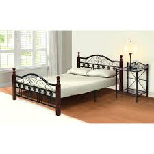 Metal Bed Headboard And Footboard Headboard Footboard Metal Bed Queen And Rails King Sets