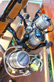 ultra light rod and reel light panfish reels