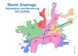 Google Maps Dayton Ohio by Storm Water Management Program Dayton Oh