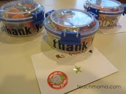 and easy inexpensive thank you gifts for teachers