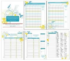 printable homeschool daily planner 71 best printables images on pinterest homeschool activities for