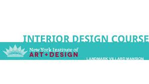 Interior Design Classes Nyc Interior Design Course New York Institute Of Art And Design