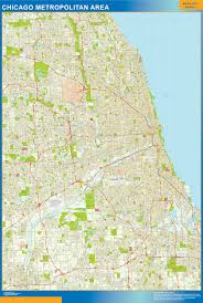 Chicago Map Of Usa by Chicago Neighborhood Guide Best Chicago Properties Chicago 1990