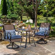 Hampton Bay Pembrey 7 Piece Patio Dining Set - outdoor bistro sets sears
