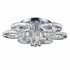 Crystal Flush Mount Ceiling Light Fixture by Crystal Flush Mount Ceiling Lights Blue Promotion Shop For