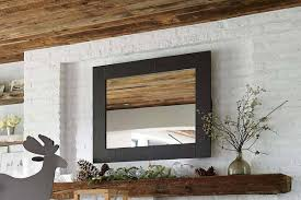 Classic Bathroom Accessories by Classic Bathroom With Black Crate Barrel Bathroom Mirror And