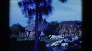 Tiki Hut Paradise Tiki Hut Stock Footage Video Shutterstock