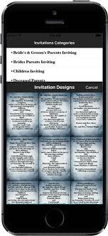 wedding invitations app wedding invitations app