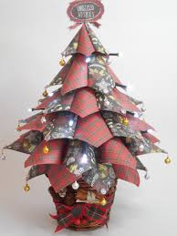 paper cone christmas tree by phillipa lewis christmas