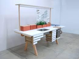 innovative kitchen design integrated flexible kitchen furniture