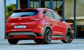 hyundai tucson 2014 red hydrogen powered hyundai tucson to arrive in 2015 autoevolution