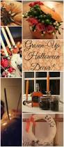 grown up halloween home decor notes from the shirenotes from the