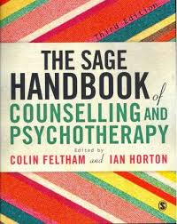 Counselling For Toads The Handbook Of Counselling And Psychotherapy Colin Feltham