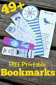 free printable bookmarks reading books for