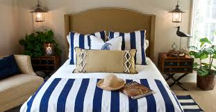 Blue And White Bedrooms Blue And White Costal Decor Idesignarch Interior Design