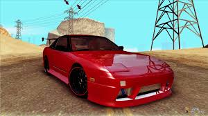 nissan 240sx 240sx for gta san andreas