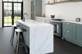 white kitchen cabinets with gold countertops white quartz countertops ideas tips for choosing the best