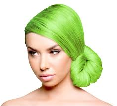 key lime green amazon com sparks long lasting bright hair color key lime 3