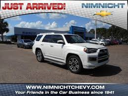 2014 toyota limited pre owned 2014 toyota 4runner rwd 4dr v6 limited sport utility in