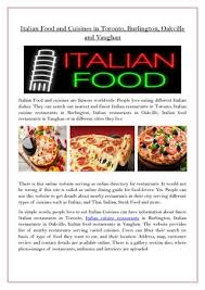 different types of cuisines in the cuisine restaurants in burlington by dine palace issuu