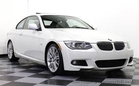2013 bmw 335i coupe 2013 used bmw 3 series certified 335i m sport package coupe