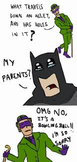 Riddler Meme - batman triggered by the riddler batman know your meme