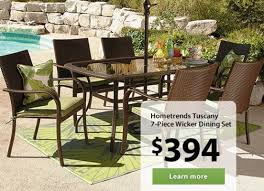bright patio outdoor furniture dining sets sale walmart chair