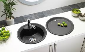 Round Bowl Sinks And Drainers Taps Online - Round sink kitchen