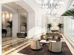 what is commercial interior design