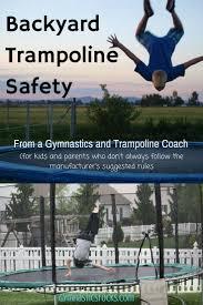 best 25 backyard trampoline ideas on pinterest trampoline ideas