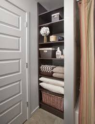 bathroom closet shelving ideas ideas for small bathroom closet bathroom ideas