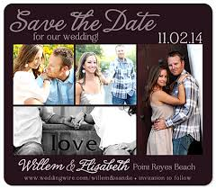 save the date wedding magnets four photo collage save the date wedding magnets save the date