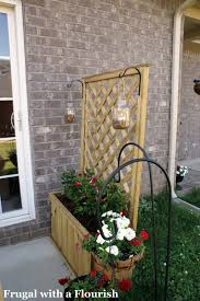 creating an outdoor oasis guest post by frugal with a flourish