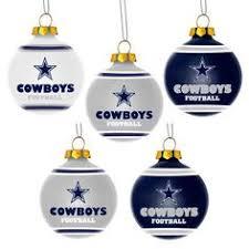dallas cowboys tree winter scenery