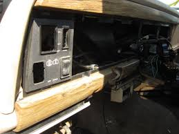 1989 jeep wagoneer interior junkyard find 1989 jeep grand wagoneer the truth about cars