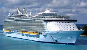 oasis of the seas royal caribbean departs port everglades youtube