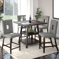 Counter Height Dining Room Furniture by Modern Counter Height Dining Room Sets Allmodern