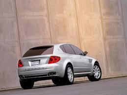 maserati kubang 2003 maserati kubang gt wagon concept rear angle 1280x960